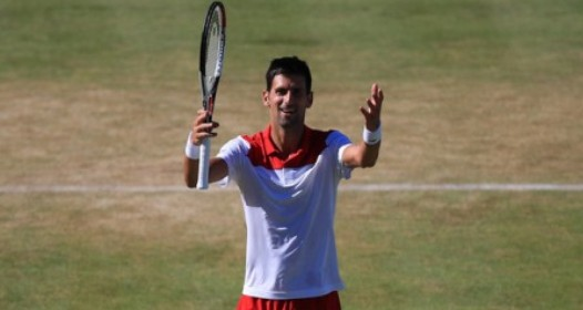 ATP 500 TURNIR KVINS LONDON 2018: Novak lako do polufinala